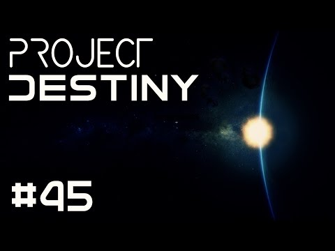 Kerbal Space Program - Project Destiny: Episode #45 - A New Frontier
