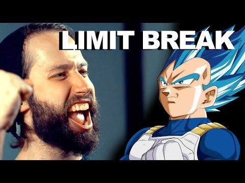Limit Break X Survivor FULL (Dragon Ball Super Op. 2) ENGLISH Opening Cover by Jonathan Young