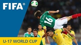 Mexico top Brazil in U-17 marathon