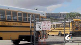 School District Adjusting Bus Passenger Numbers