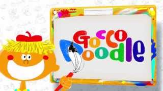 Gocco Doodle Google Play Trailer - Kids Go Draw & Share Fun Doodles By SMARTEDUCATION,LTD
