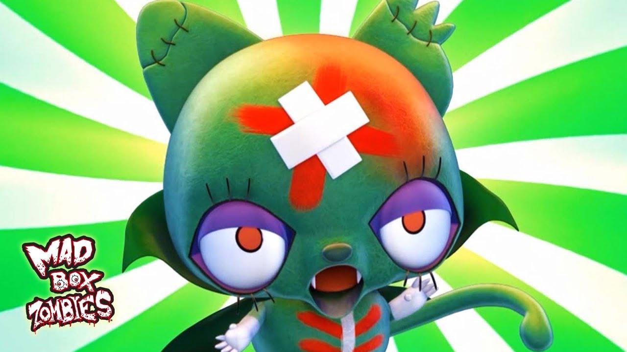 Film Kartun Pahlawan Super Mad Box Zombies YouTube