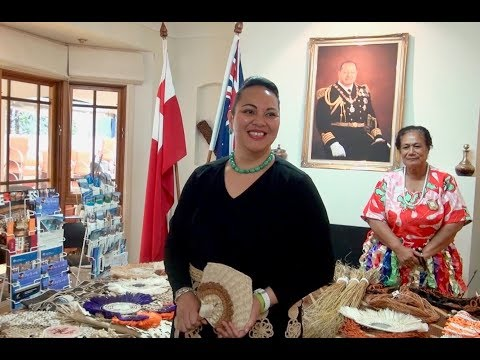 'Api ko Pouono preview - Tongan High Commission exhibition - National Multicultural Festival