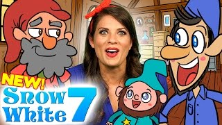The Adventures of Snow White - Part 7 | Story Time with Ms. Booksy at Cool School