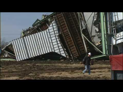 River Crest Power Plant Implosion