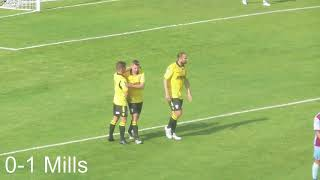 Video Goal Highlights: Weymouth Town 0-2 Hereford FC download MP3, 3GP, MP4, WEBM, AVI, FLV April 2018