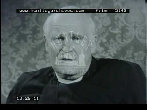 Albert Pierrepoint and the Death Penalty in the U.K.  Archive film 5142