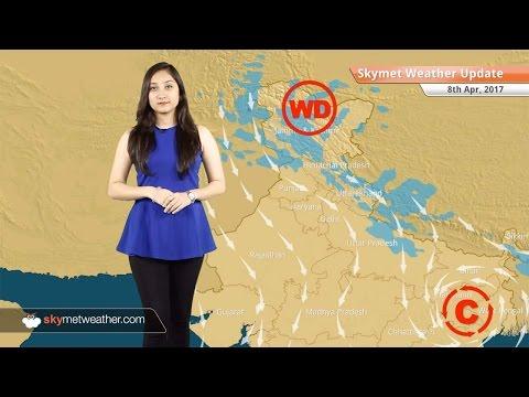 Weather Forecast for April 8: Rain in Kashmir, Kerala, Karnataka; hot weather in Chennai