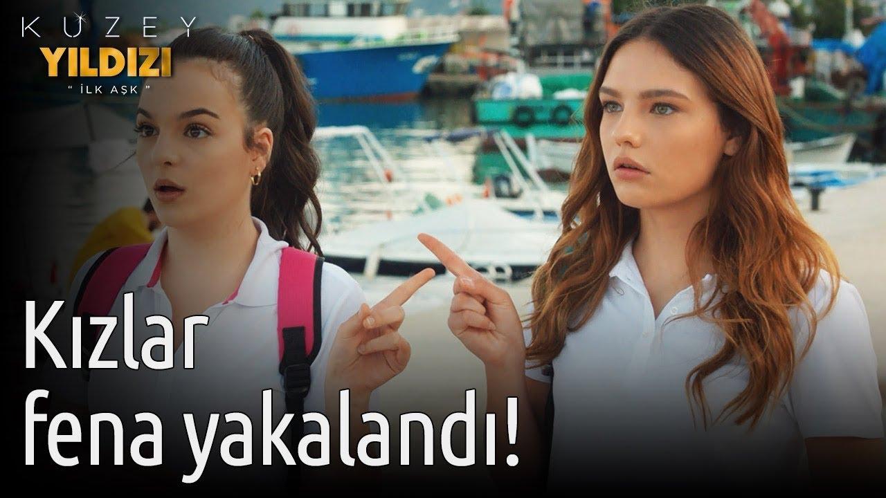 Kuzey Yıldızı İlk Aşk 3. Bölüm - Kızlar Fena Yakalandı!