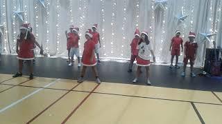 Hip Hop Dancing Club Headstart International School Primary School Christmas Show 2018