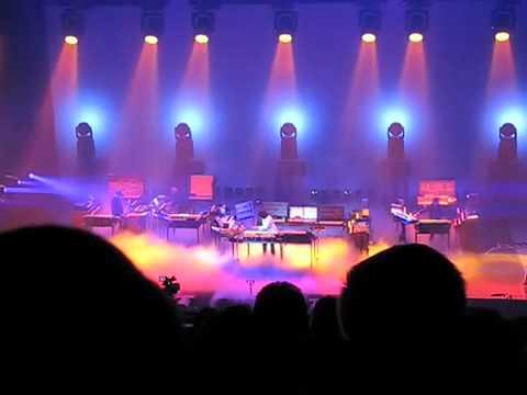 Jean-Michel Jarre - Oxygene 2 (Glasgow 2009)