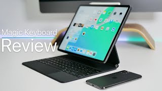 iPad Pro Magic Keyboard Review - The Best Experience for iPad