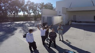 p rod birthday session and first drone flight