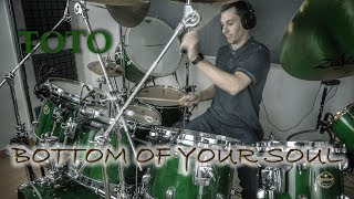 Bottom Of Your Soul (TOTO) - Drum Cover