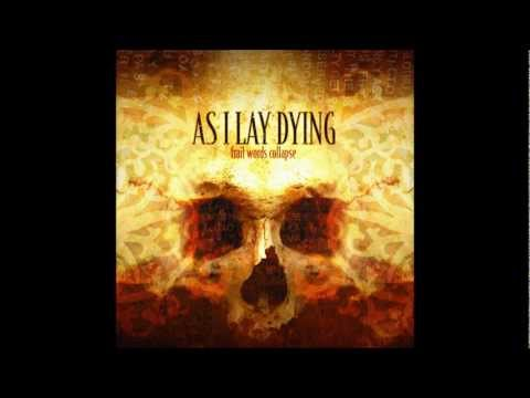 as i lay dying behind me lies another fallen soldier