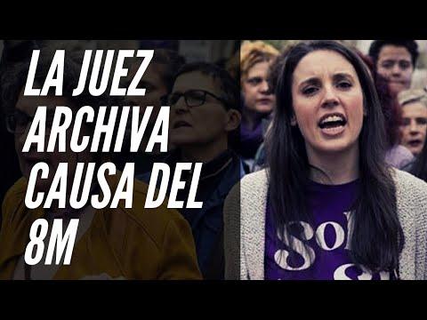 La juez Medel ARCHIVA TEMPORALMENTE la CAUSA del 8-M | Las PRESIONES de PSOE-Podemos funcionaron