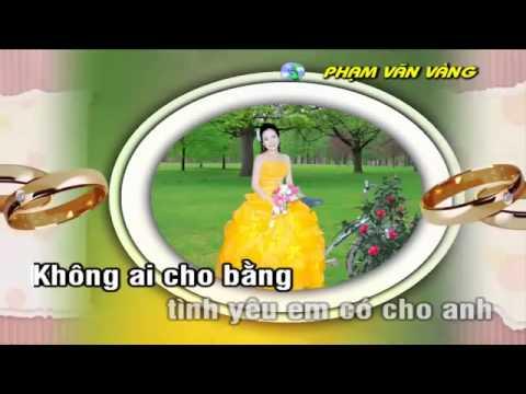 karaoke nhac song tau ve que huong
