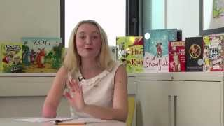 Cerrie Burnell introduces The Montegrappa Scholastic Prize