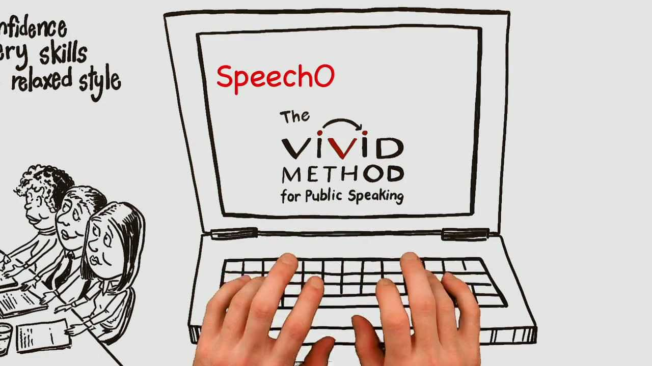 a speech outline for better public speaking media and presentation