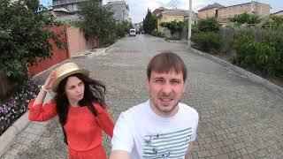 Автопутешествие 2020 Судак Крым день 1