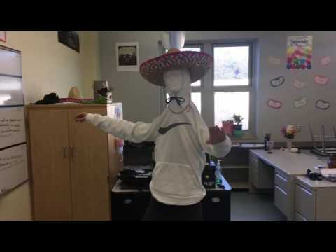 Mannequin head dance (juju on that beat)