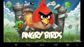 Angry Birds v1.3.5 download apk (Very old and fun)