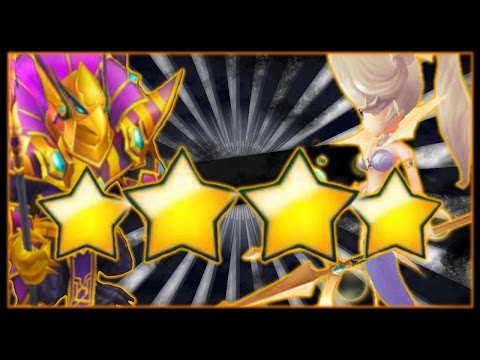 TOP 5 NAT 4'S AND WHY | Summoners War