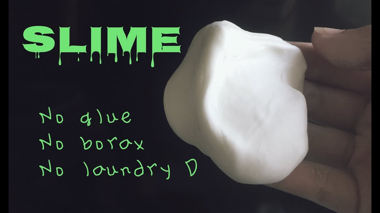 How to make slime the fast way youtube ccuart Image collections