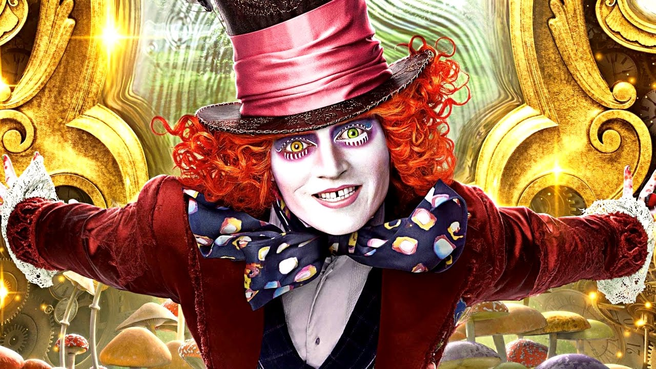 Alice de l 39 autre c t du miroir nouvelle bande annonce vf for Miroir 5 bandes