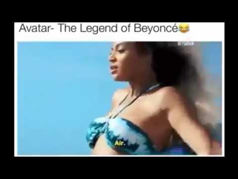Beyoncè (Yonce) Avatar The Last Air Bender