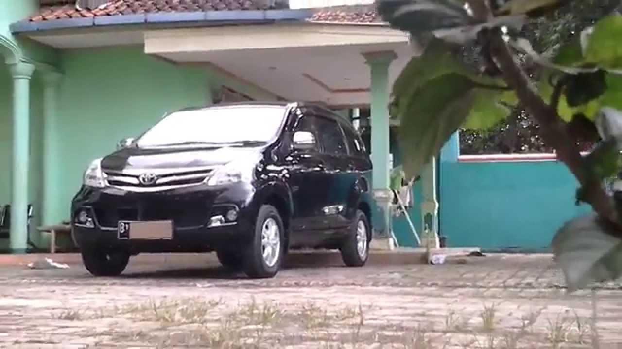 grand new avanza black all kijang innova 2.0 v m/t toyota 1 3 type g m t 2015 metallic indonesia youtube