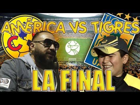 Los Pleyers || Jiots trolleando en el encuentro entre America y Tigres