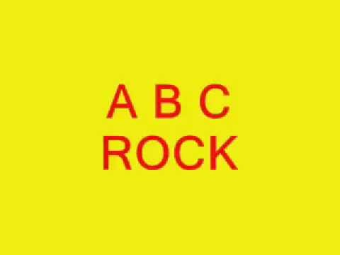 ABC ROCK By Greg & Steve