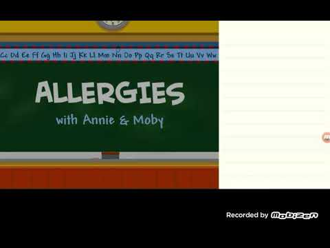 Learn about allergies!!