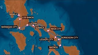 China to fund railway project in the Philippines