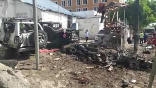 Car Bomb Targets Police Station in Mogadishu, Casualties Reported