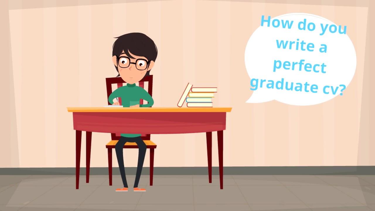 Write a phd cv