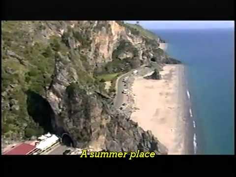 A Summer Place  The Lettermen with Lyricsmpg