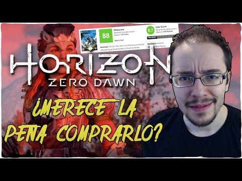 ¿Merece la pena HORIZON ZERO DAWN?