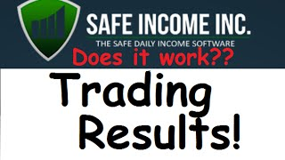 Safe Income Inc App SCAM Review - Live Trading Results!