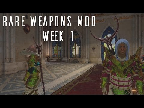Rare Weapons - Week 1 - Dragon Age Inquisition Mods