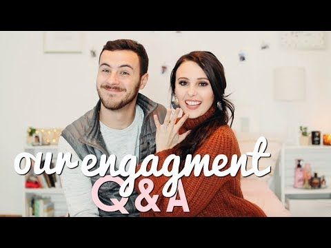 ENGAGEMENT Q&A!!