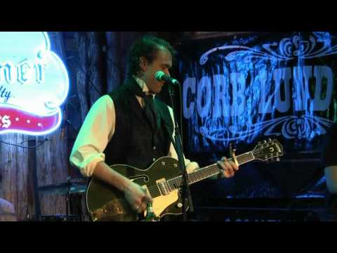 Corb Lund - Trouble In The Country, The Boy Steer Rider Blues  &  Roughest Neck Around **LIVE**