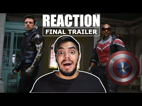 The Falcon And The Winter Soldier Final Trailer Reaction
