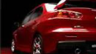 Mitsubishi Lancer EVO Prototype X Videos