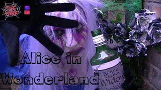 Alice in wonderland By The WEBB  (Synth Goth uk)
