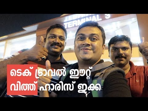 Tech Travel Eat with Haris Ikka & Malaysia Trip Part 1