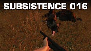 🔥 SUBSISTENCE [016] [Die pure Frustration] [Let's Play Gameplay Deutsch German] thumbnail