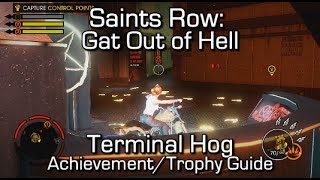 Saints Row: Gat Out of Hell - Terminal Hog Achievement/Trophy Guide