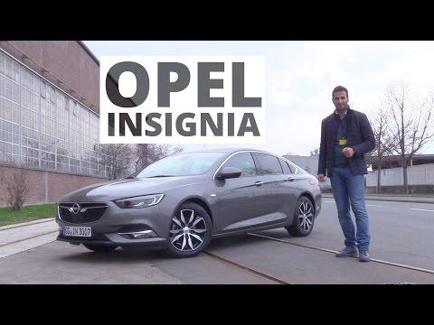 Opel Insignia, 2017 pierwszy test AutoCentrum.pl 322